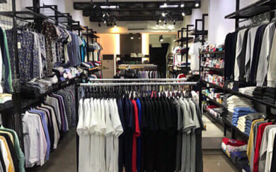 Bảo hộ logo shop quần áo
