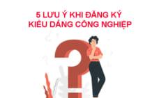 5 Điều đáng tiếc khi không đăng ký nhãn hiệu