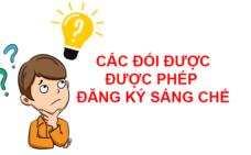 Đối tượng được phép đăng ký sáng chế tại Việt Nam