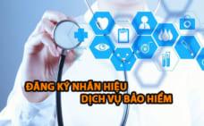 Đăng ký nhãn hiệu cho dịch vụ bảo hiểm
