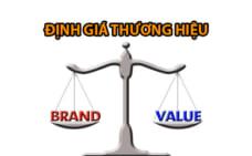 Một số phương pháp định giá thương hiệu